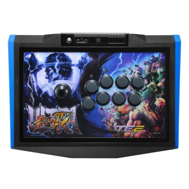 Mad Catz Ultra Street Fighter IV Arcade FightStick Tournament Edition 2 - [PS4, PS3] ©Mad Catz