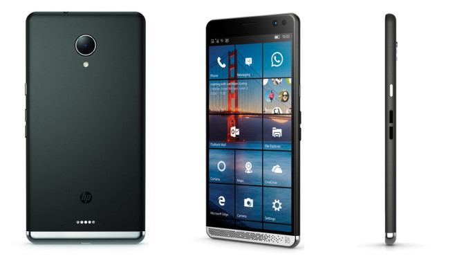 Hewlett-Packard HP Elite x3 © Hewlett-Packard