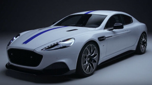 Aston Martin Rapid E©Aston Martin
