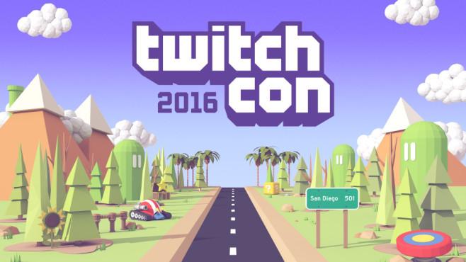 Twitchcon 2016©Twitch