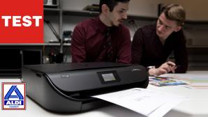 Aldi-Drucker HP Envy 4520 im Test©COMPUTER BILD
