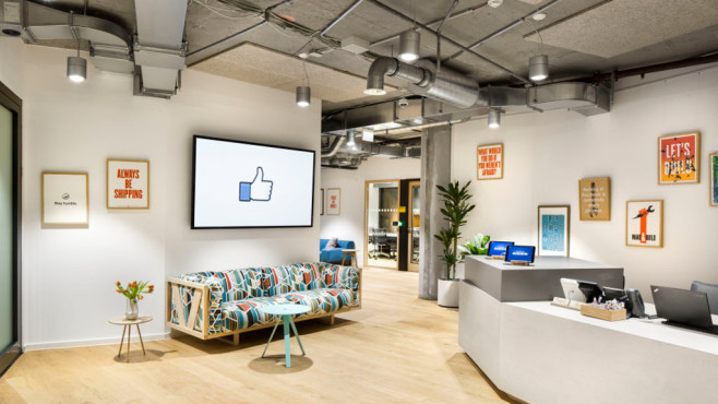Facebook: Neues Büro in Berlin©Facebook
