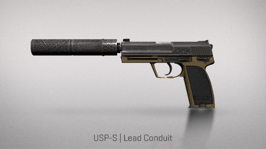 USP-S _ Lead Conduit © Valve