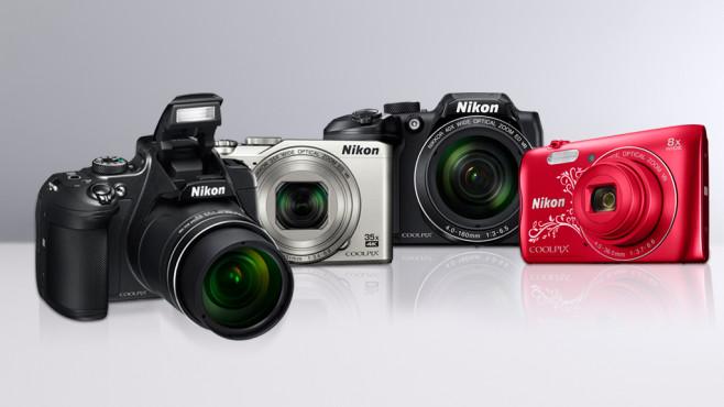 Nikon Coolpix©Nikon (M) COMPUTER BILD