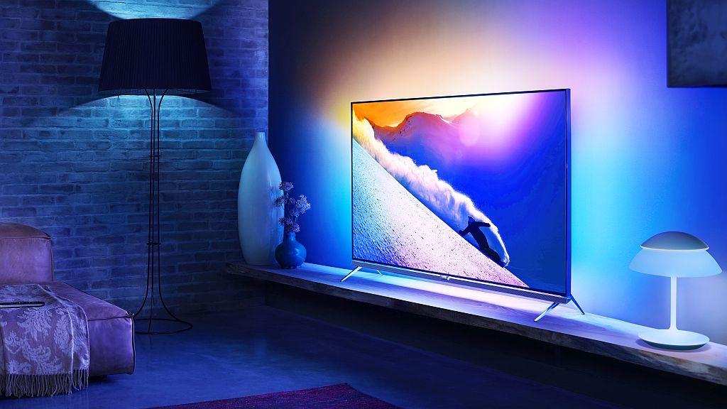 Oled Tv Im Test Philips 55pos901f Audio Video Foto Bild