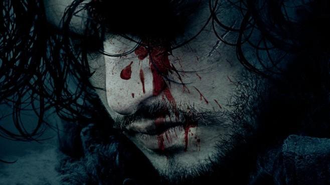Jon Snow©HBO