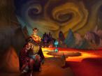 Crash Bandicoot � Crash of the Titans Seen, Berge, W�lder und D�rfer in der Crash-Welt verw�hnen Freunde kunterbunter Landschaften.©computerbild.de