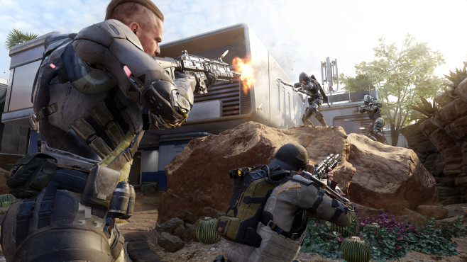 Black Ops 3 Mehrspieler Starter Pack: Ruin©Activision