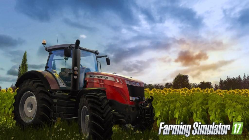 Landwirtschafts-Simulator 17: Trecker©astragon