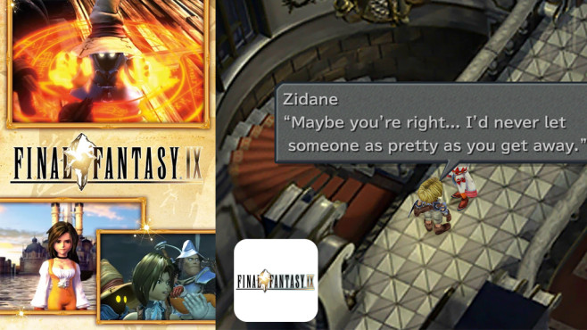 Final Fantasy 9 © Square Enix
