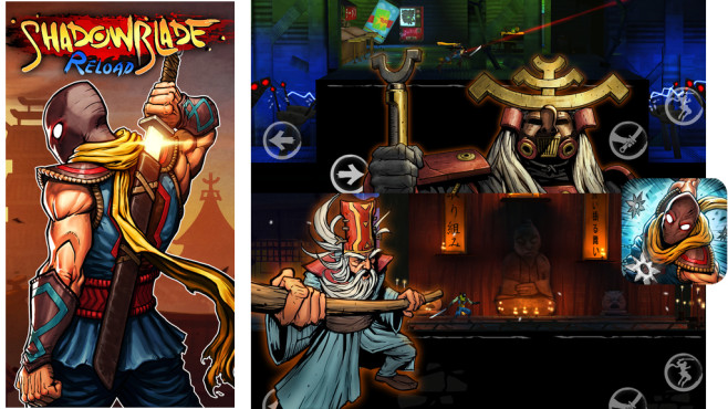 Shadow Blade – Reload © Crescent Moon Games