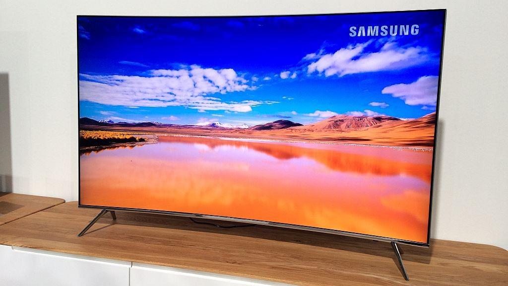 Samsung KS7090: Fernseher mit SUHD - AUDIO VIDEO FOTO BILD