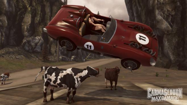 Carmageddon: Max Damage©Stainless Games Ltd