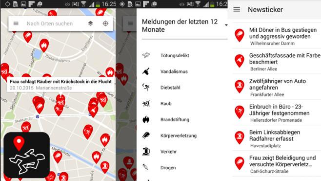 Verbrechen – echte Polizeifälle ©BerliTec GmbH