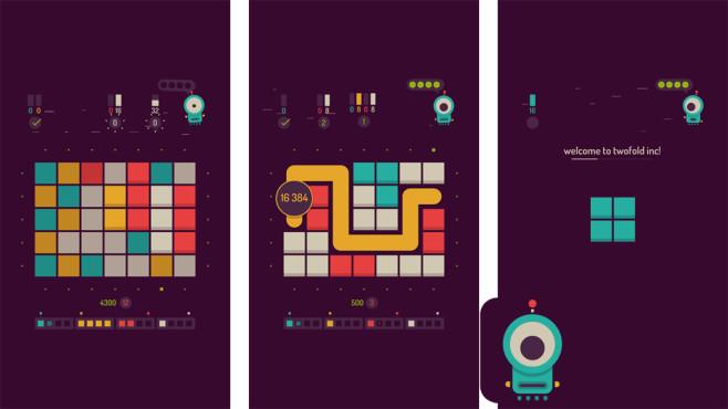 twofold inc. ©grapefrukt games
