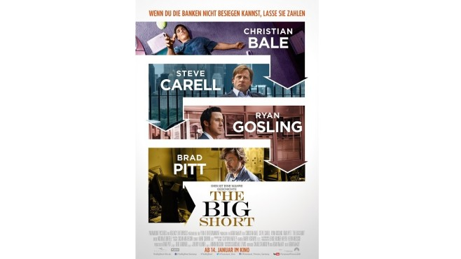 The Big Short ©Paramount Pictures