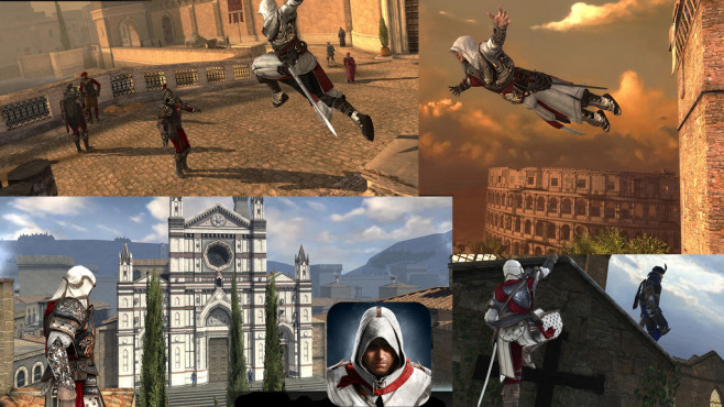 Assassin's Creed – Identity ©Ubisoft