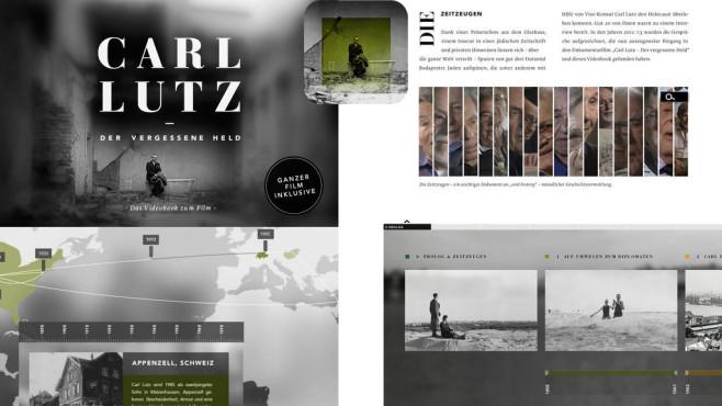 Carl Lutz – Der vergessene Held ©videobooks.com