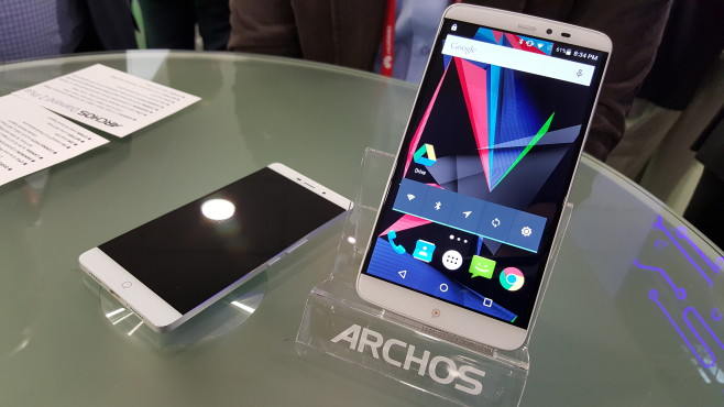 Archos Diamond 2 Note © COMPUTER BILD