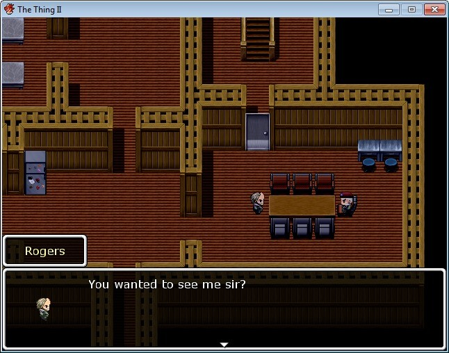 Screenshot 1 - The Thing 2 RPG