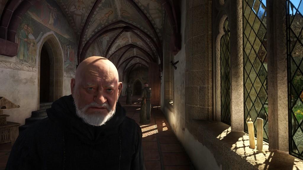 Screenshot Kingdom Come - Deliverance: Mönch©Warhorse Studios