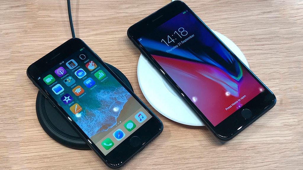 apple iphone 8 test infos preis farben kaufen computer bild. Black Bedroom Furniture Sets. Home Design Ideas