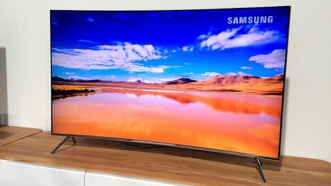Samsung UE55KS7590©COMPUTER BILD