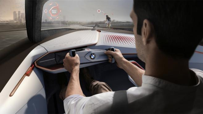 BMW Vision Next 100©BMW