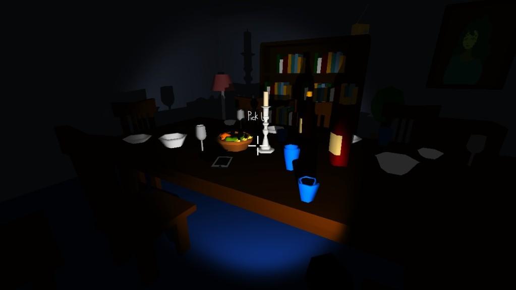 Screenshot 1 - The Very Organized Thief
