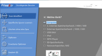 PrivaZer: Windows beziehungsweise HDD/SSD bereinigen©COMPUTER BILD