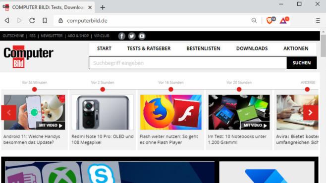 WinMerge: Textdateien vergleichen ©COMPUTER BILD
