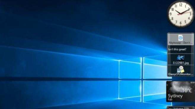Wise Care 365: Windows pflegen und optimieren ©8gadgetpack.net