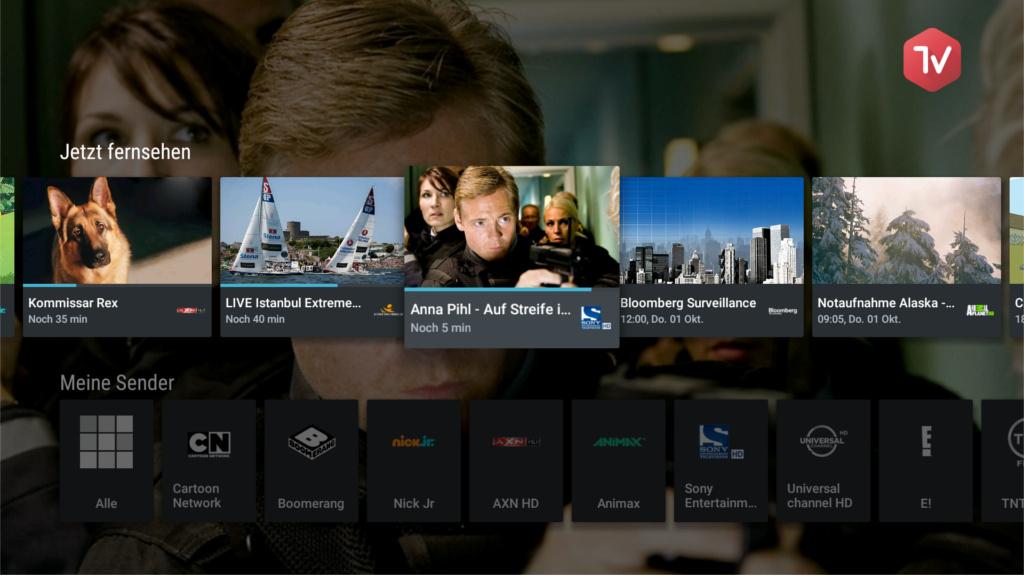 magine tv app f r fire tv stick ist da audio video foto. Black Bedroom Furniture Sets. Home Design Ideas