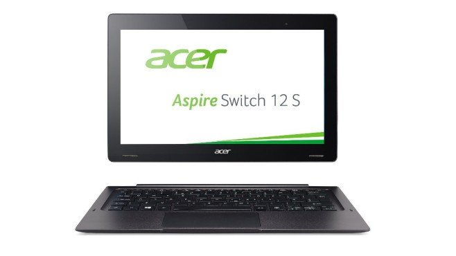 Acer Aspire Switch 12 S ©Acer