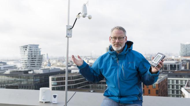 Test Wetterstationen 20 Bis 200 Euro Computer Bild