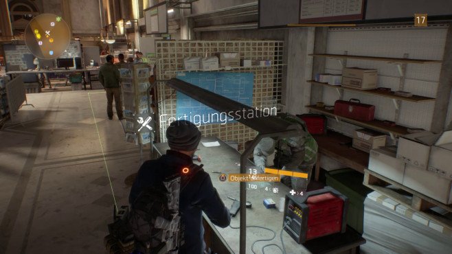 The Division: Crafting-Guide © Ubisoft