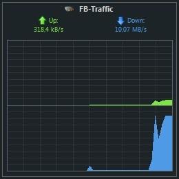 Screenshot 1 - FB-Traffic