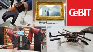 CeBIT 2016: Gadget-Highlights©CeBIT, COMPUTER BILD, Fokusgruppe Intelligente Vernetzung, Re:Frame, DFKI, Hochschule RheinMain