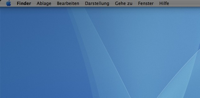 Screenshot 1 - MenuShade (Mac)