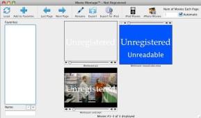 Movie Montage (Mac)