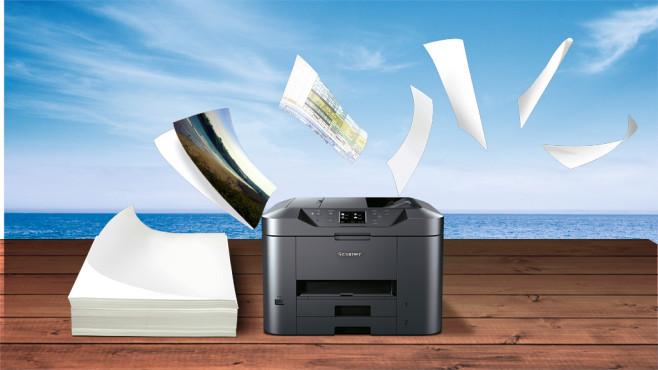 Optimale Einstellungen für Dokumente ©Getty, Montage: COMPUTER BILD