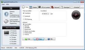 AgataSoft Shutdown Pro