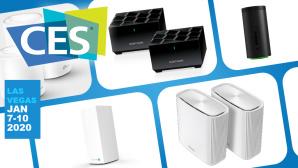 Wi-Fi-6-Router, Mesh und mehr: Neue WLAN-Hardware im Überblick©CES, TP-Link, Netgear, Razer, Linksys, Asus