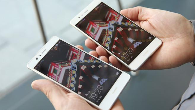 Huawei P9 Lite©COMPUTER BILD, Huawei