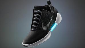 Nike: Selbstschnürender Schuh©Nike
