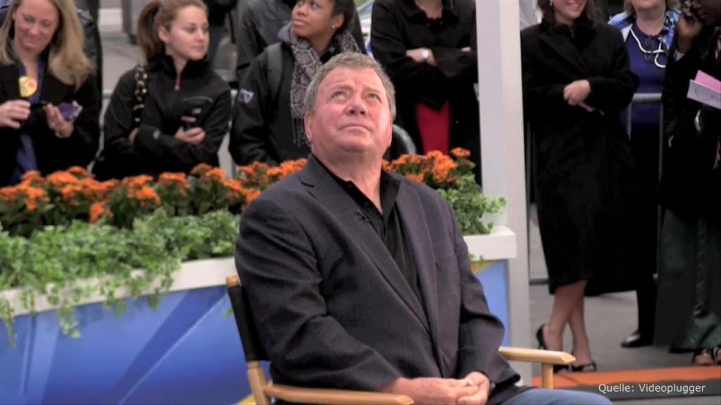 Happy Birthday Jim! Captain Kirk alias William Shatner wird 85
