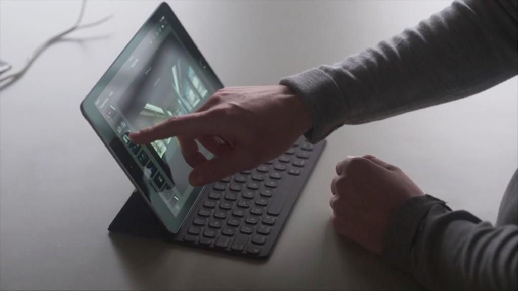Apple Zeigt Ipad Pro Mit True Tone Display Computer Bild