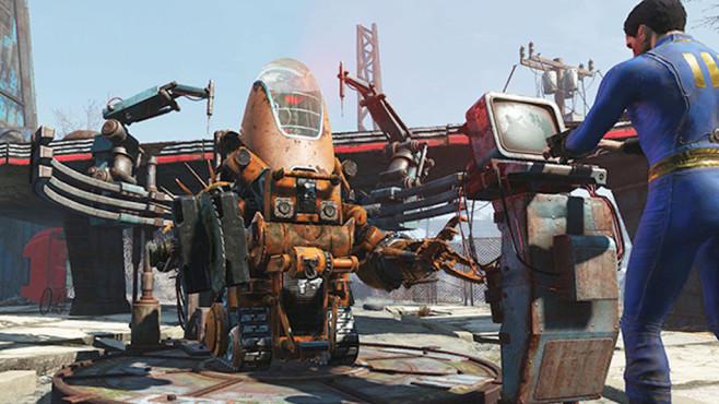 Endgegner Fallout 1