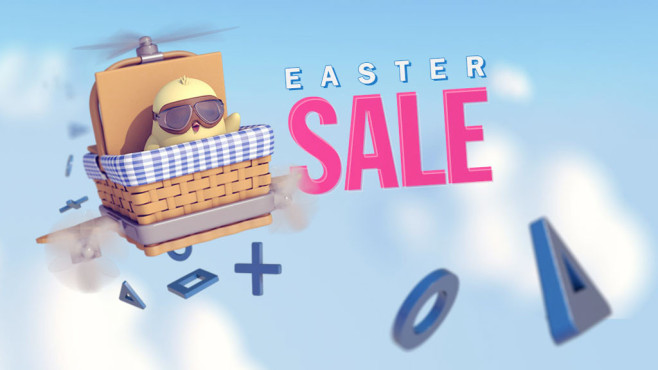 PlayStation Store: Easter-Sale©Sony