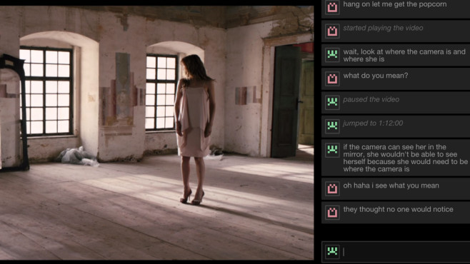 Netflix Party Screenshot©Netflix Party
